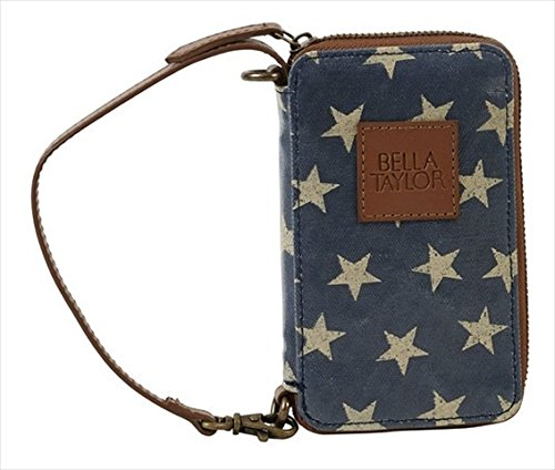 VHC Brands Inc. Antebellum Canvas Classic Wristlet Wallet price tips cheap