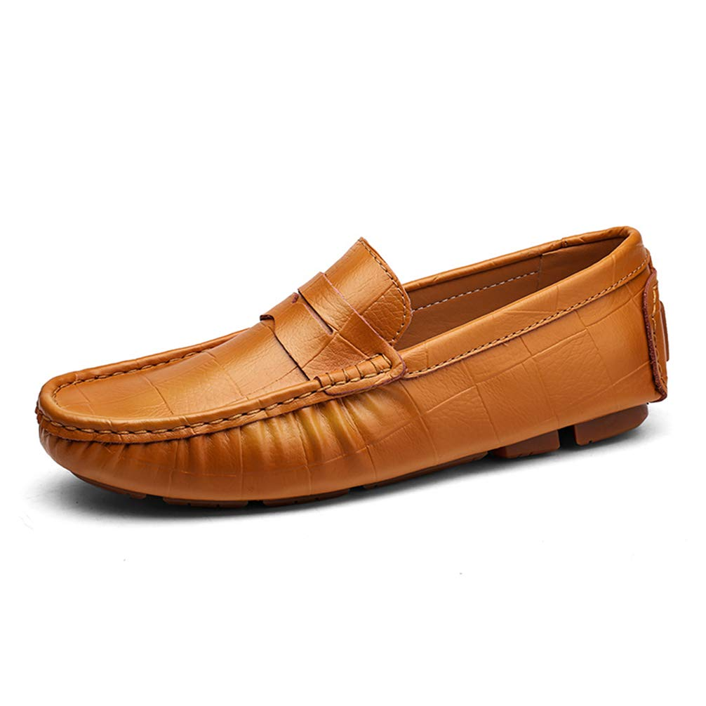 Phil Betty Men Casual Shoes Breathable Slip On Flats Fashion Loafers Shoes