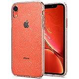 Spigen Liquid Crystal Designed for Apple iPhone XR Case (2018) - Glitter Crystal Quartz