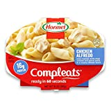 Hormel Compleats Chicken Alfredo, 10 Ounce (Pack of 6)