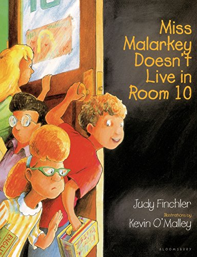 Miss Malarkey Doesn't Live in Room 10 (Tapa Blanda)