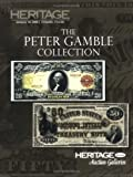 HCAA Peter Gamble Currency Collection Catalog #456, Frank Clark, Jim Fitzgerald, James L. Halperin (editor), 1599672057