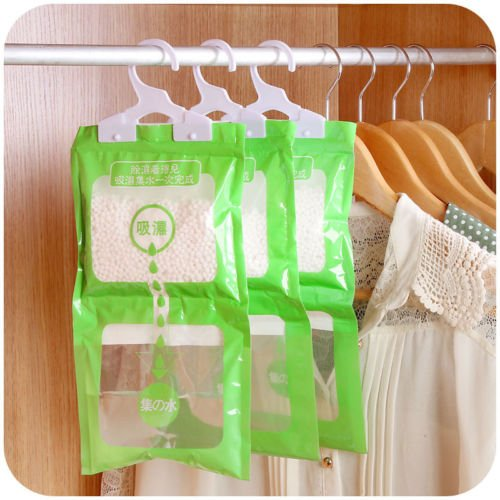 UNAKIM--Household Clean Tools Wardrobe Closet Absorbent Dehumidizer Desiccant Dry - Gardens Florida Mall
