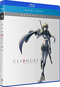Claymore Complete Series (blu-ray)