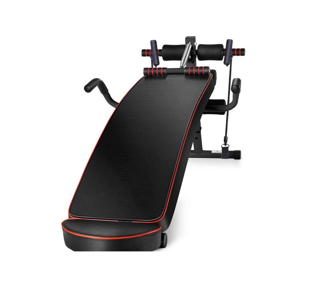 GaoMiTA Multi-Function Abdominal Board Home Fitness Equipment Sit-ups Abdomen Machine Abdominal Device