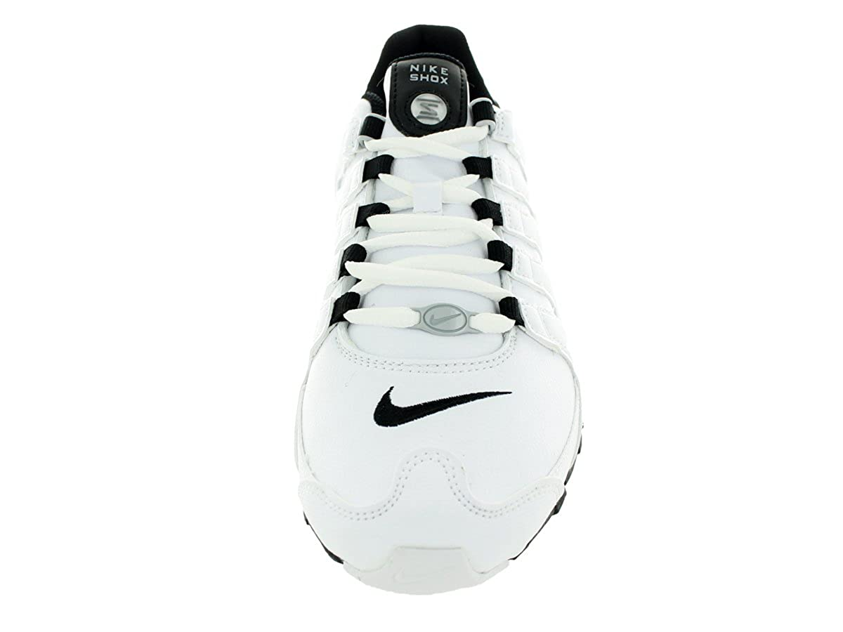 4be47e72fe Amazon.com  Nike Shox NZ EU (White Wolf Grey Black) Women s Shoes (White Wolf  Grey Black)  Everything Else