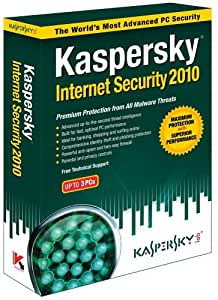 Kaspersky Internet Security 2010 3-User [OLD VERSION]