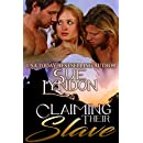 Claiming Their Slave (Barbarian Mates Book 3)
