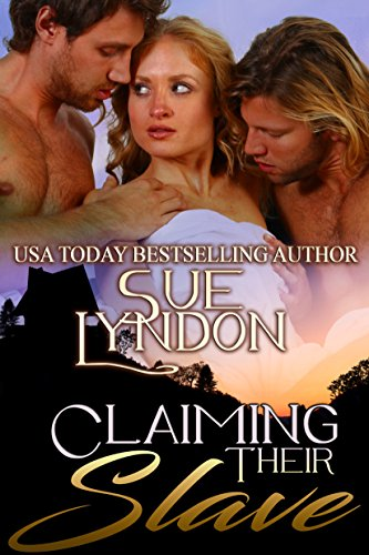Protective, dominant, and sexy AF, the Banded men know how to both tame and please a woman. Meet your new fantasy book boyfriends in Claiming Their Slave (Barbarian Mates Book 3) by Sue Lyndon