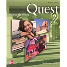 Quest 2 Reading and Writing Student Book, 2nd Edition (Paperback)
