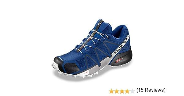 Salomon Speedcross 4 Zapatilla De Correr para Tierra - SS19-46.7: Amazon.es: Zapatos y complementos