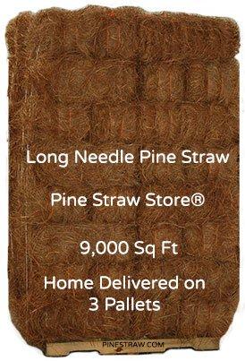 "Pine Mulch - 14""Long - 9000 SqFt"