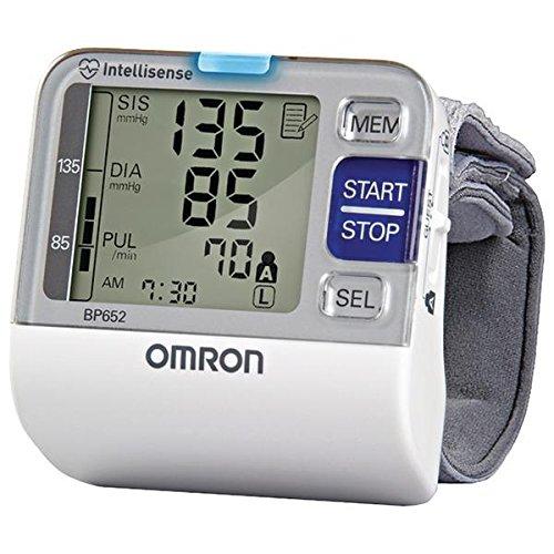 Omron Bp652 7 Series Blood Pressure Wrist -Two Pack (Bp652)