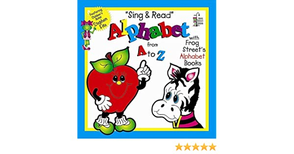 Amazon.com: Sing & Read Alphabet: Frog Street Press: MP3 Downloads