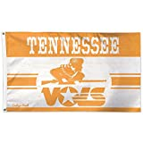 WinCraft University of Tennessee Throwback Vintage 3x5 College Flag