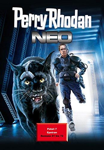 Perry Rhodan Neo Paket 7: Epetran: Perry Rhodan Neo Romane 61 bis 72 (Perry Rhodan Neo Paket Sammelband) (German Edition)
