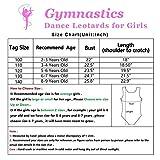 Gymnastics Leotards Tight Dancers Bodysuit