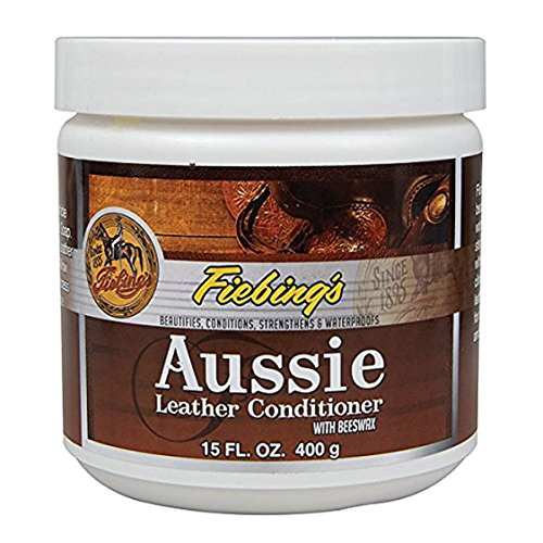 Aussie Leather Conditioner Fiebings with Beeswax