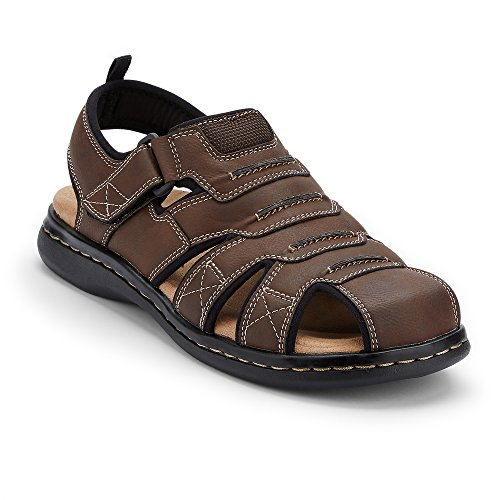 - Dockers Mens Searose Outdoor Sport Fisherman Sandal Shoe