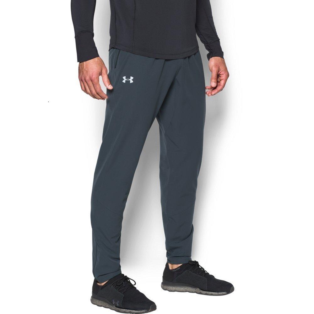 Under Armour Men's Storm Launch Pants, Stealth Gray (008)/Reflective, Large