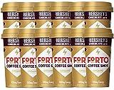 NEW Forto Coffee Shots Organic Hershey's Chocolate Latte,/Vanilla Latte 100mg Energy (Hershey's, 12)