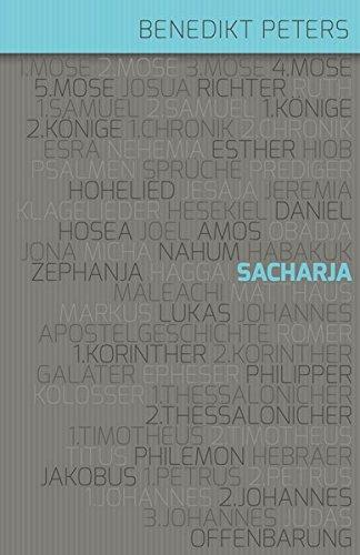 Der Prophet Sacharja von Wolfgang Bühne