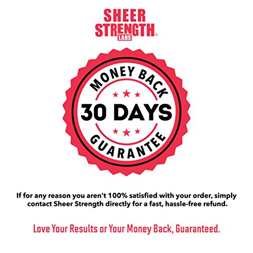 Sheer Strength Labs Creatine Monohydrate - 500g - 100 Servings