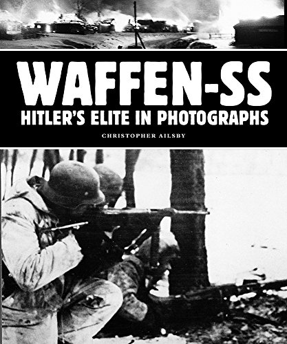 Waffen-SS: Hitler's Elite in Photographs, used for sale  Delivered anywhere in USA