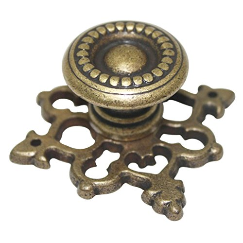 Cabinet Drawer Knobs Matt (JC Handle Vintage Brown Oil Rubbed Furniture Wardrobes Cabinet Drawer knob Pull Kitchen)