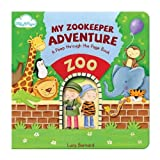 My Zookeeper Adventure (A Peep-through-the-page Board Book)