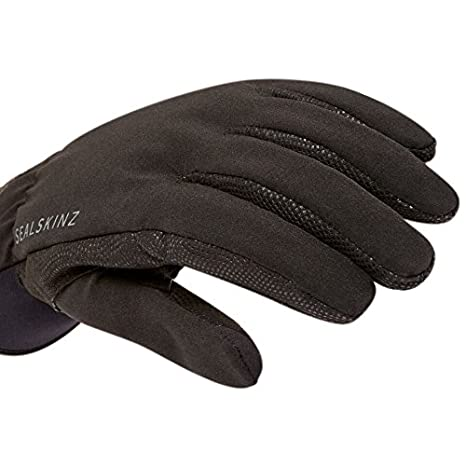 Windproof /& Breathable SEALSKINZ 100/% Waterproof Mens Glove suitable for all activities in All Weather conditions