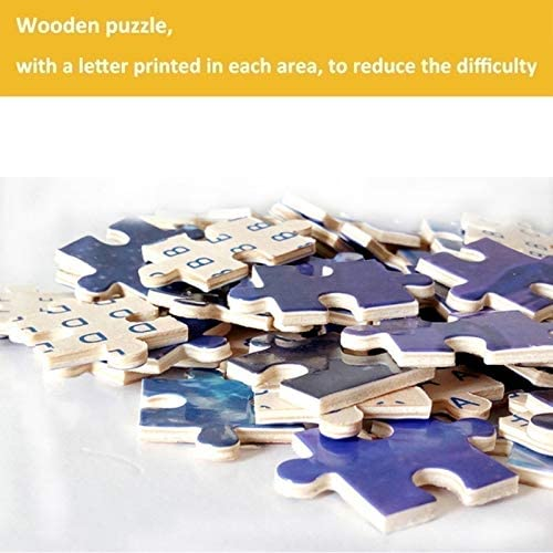 Fate/Stay Night Puzzles Strangle 300/500/1000/1500 Pieces (Size : 1000 pieces)