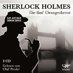 Die fünf Orangenkerne (Sherlock Holmes)