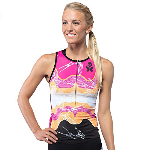Betty Designs Triathlon Top (L, - Sale Tri Wetsuits For
