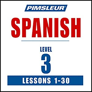 Spanish Level 3 Speech