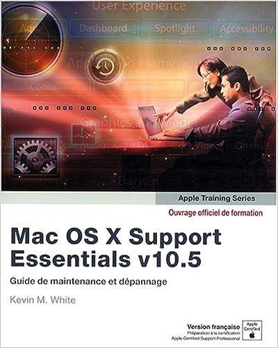 Lire un Mac OS X support essentials epub, pdf