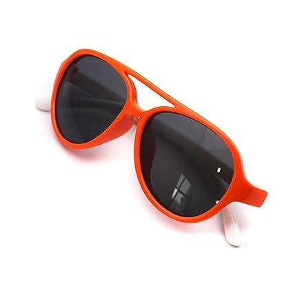 SHISI Gafas de sol polarizadas con marco flexible de goma para niños y niñas, para bebés y niños de 1 a 8 años