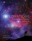 Package: Explorations: an Introduction to Astronomy with CONNECT Plus Access Card, Thomas Arny, 0077774566