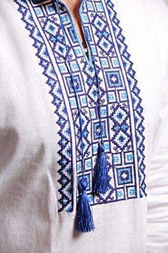 chDress Vyshyvanka ukrainaskaya Blusa bordada ucraniano bordado Embroidery 4ZxWn