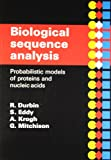 Books : Biological Sequence Analysis: Probabilistic Models of Proteins and Nucleic Acids