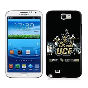 SevenArc NCAA UCF Knights Samsung Galaxy Note 2 N7100 Hard Cover Case 2014 Style