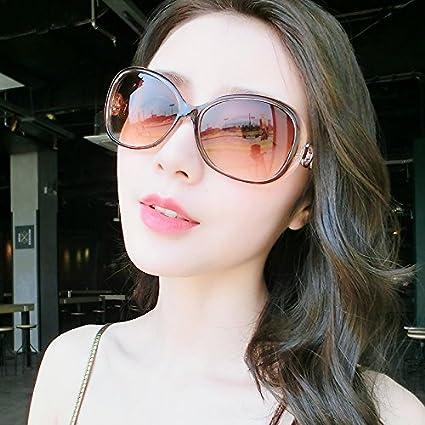 LLZTYJ Gafas De Sol/Gafas De Sol Sra Polarizada Gafas De Sol ...