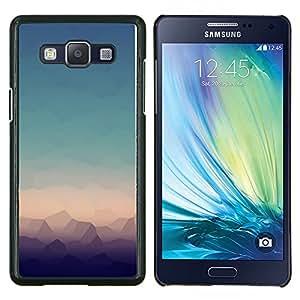 Cubierta protectora del caso de Shell Plástico || Samsung Galaxy A5 ( A5000 ) || Geometría Cielo @XPTECH