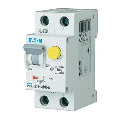 Eaton Fi/LS-Schalter PXK-B16/1N/003-A: Amazon.de: Gewerbe, Industrie ...