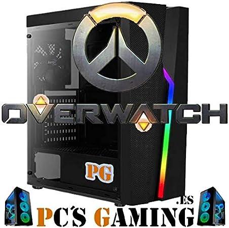 PC Gaming RGB AMD RYZEN 3 2200G A 3,7 GHz T. Grafica RX 560 4 GB ...