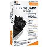Fiproguard Topical for Dogs up to 22 lbs 6 tubes per pack, My Pet Supplies