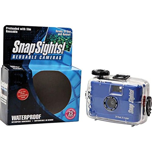 Reusable Waterproof Camera With Flash - 5