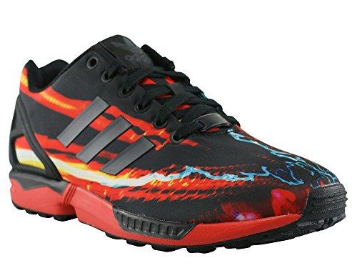 adidas ZX Flux Schuhe 5,0 red/black/carbon