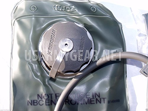 New Made in USA Army Military ACU Grey HYDRAMAX 100 oz 3 L Bladder Water Bag Back Pack USGI by US Government GI by Specialty Defense Systems (Image #5)