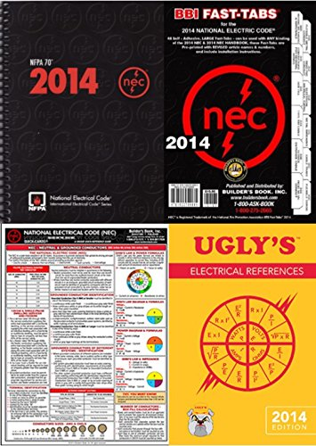 NFPA 70 : National Electrical Code (NEC), Spiral Bound, Package, 2014 by NFPA-BB-JB